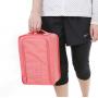 Дорожный чехол для обуви Travelty Shoes Pouch, Peach Pink фото 1
