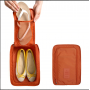 Дорожный чехол для обуви Travelty Shoes Pouch, Peach Pink фото 5
