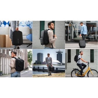 Новинки XD Design: Flex Foldable Trolley и Flex Gym Bag