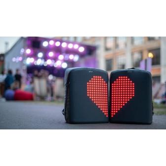 Pix - розумний, настроюваний рюкзак