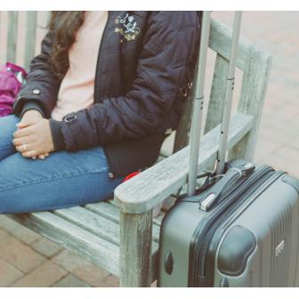 Противоударные чемоданы из поликарбоната
