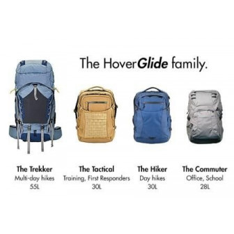 Невагомий рюкзак - HoverGlide