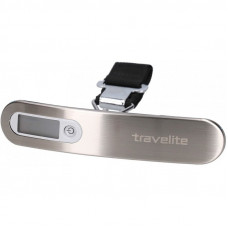 Весы для багажа Travelite Accessories Silver (TL000180-56)