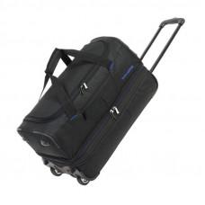 Дорожня сумка на 2-х колесах Travelite Basics (S) 51 л Black (TL096275-01)