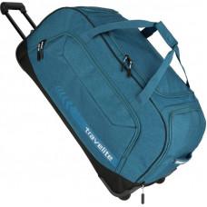 Дорожная сумка на 2-х колесах Travelite Kick off 69 (XL) 120 л Petrol (TL006911-22)