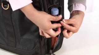 Everki Atlas - бизнес рюкзак для ноутбука 13-17.3