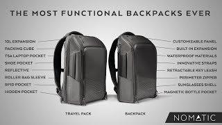 Рюкзак Nomatic Travel Pack