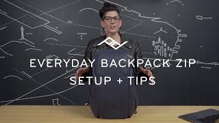 Peak Design Everyday Backpack Zip: Setup + Tips