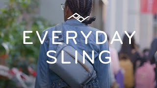 Everyday Sling 3, 6, and 10L - Non-Humorous Feature Overview