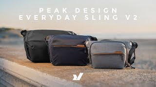 This Sling is Absolutely Gorgeous - The Peak Design Everyday Sling V2