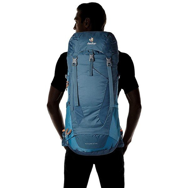 Рюкзак Deuter Futura 34 EL цвет 3318 arctic-denim