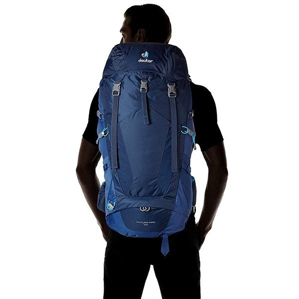 Рюкзак Deuter Futura PRO 36 цвет 3395 midnight-steel