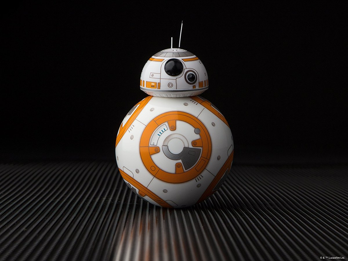 Мини-робот Sphero BB-8 with Trainer (R001TRW)