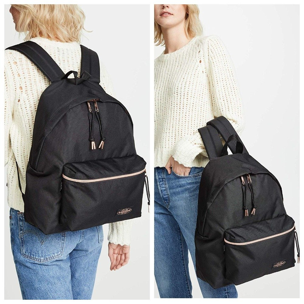 Рюкзак Eastpak Padded PAK'R Goldout Black (EK62065U)
