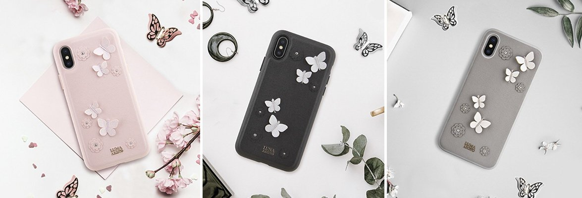 Чехол-накладка Luna Aristo Dale Case Grey For iPhone 7/8 (LA-IP8DAL-GRY)