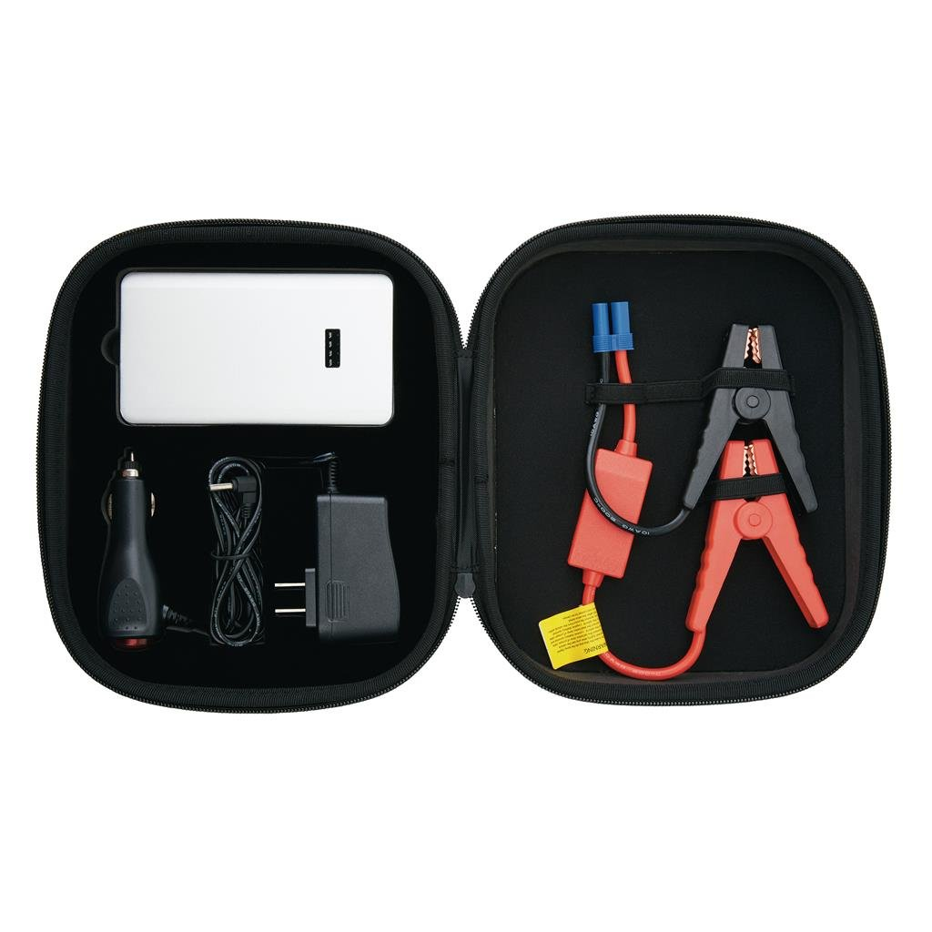 Бустер XD Design Car Jump starter set, black (P239.611)