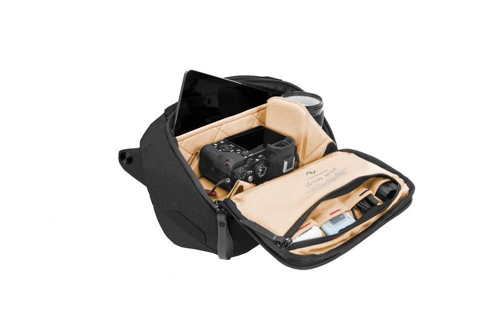 Сумка Peak Design Everyday Sling 5L Black (BSL-5-BK-1)
