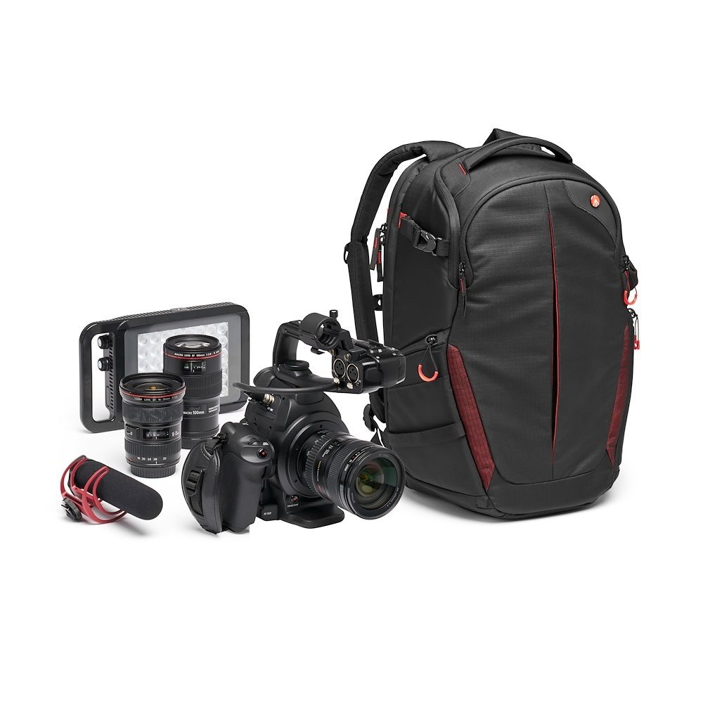Рюкзак Manfrotto Pro Light RedBee-310 для DSLR/камкордера - 22л (MB PL-BP-R-310)