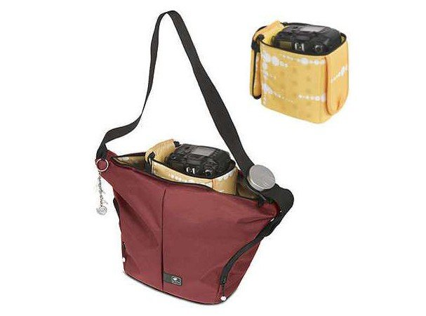 Сумка на плечо Kata Shoulder Bag Light Pic-60 DL Red (KT DL-LP-60M)