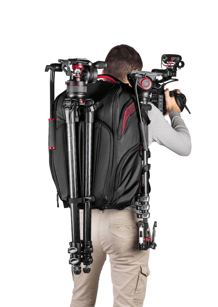 Рюкзак Manfrotto Pro Light Cinematic Expand для камкордеров (MB PL-CB-EX)